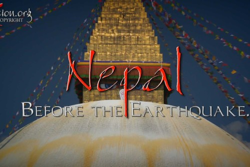 Nepal – Before the Earthquake