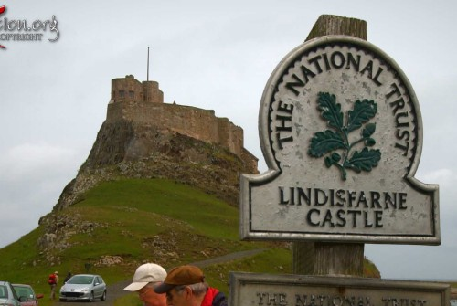 The Holy Isle of Lindisfarne