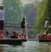 Cambridge -Beautiful Britain