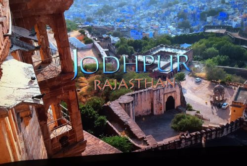 Jodhpur –  The Blue City 4K