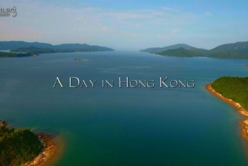 A Day in Hong Kong with my Phantom 4 drone.