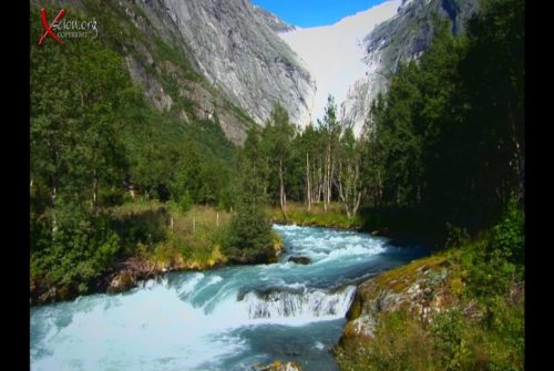 Beautiful Norway 8 HD Briksdal Glacier