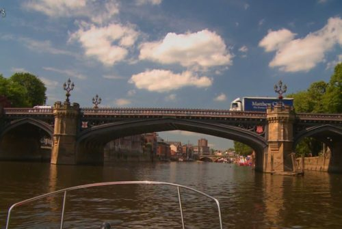 York 1 River Cruise HD