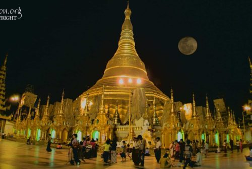 Burma 1 Rangoon and the Shwedagon Pagoda HD